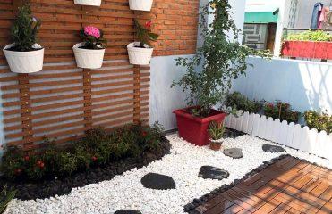 Những dự án sân vườn đã thi công