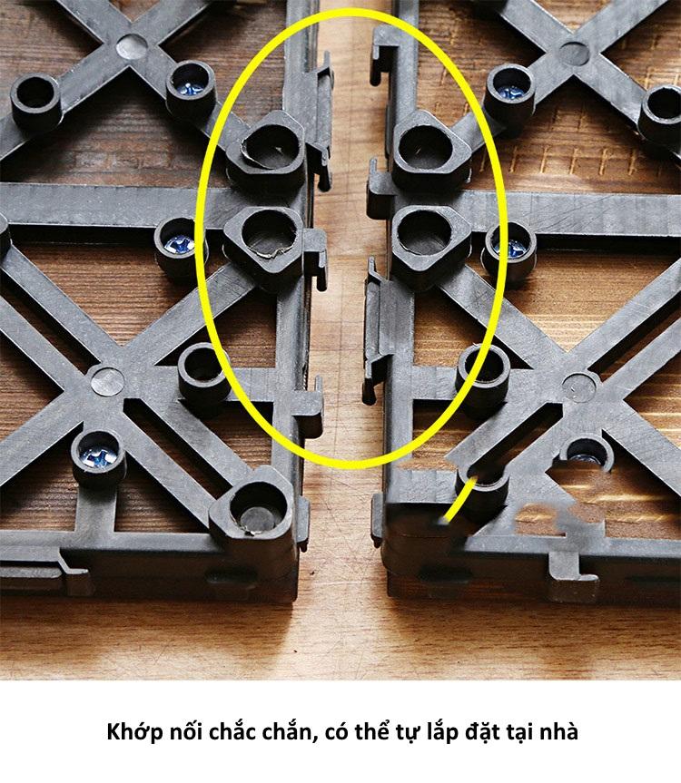 Khớp nối các miếng gỗ